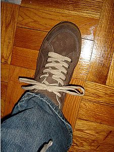 A Good Walking Shoe - Fashion Central