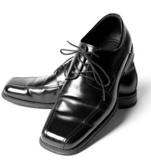 Shoe shopping!