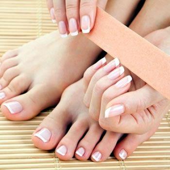 Simple 7-Steps Bridal Manicure