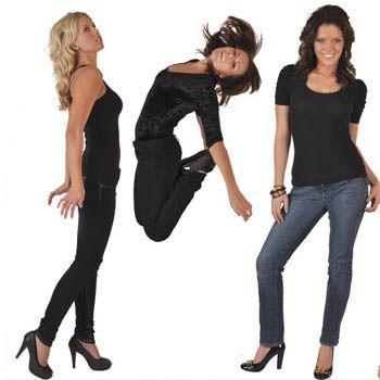 Smart Pants? Skinny Jeans