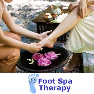Spa Foot Therapy