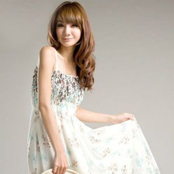 Go Trendy With Chiffon Dresses This Spring