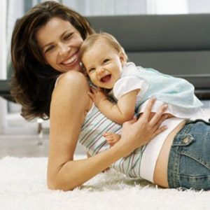 Style Tips for New Moms