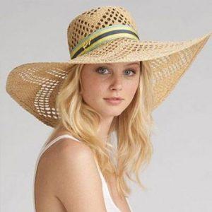 Stylish Cane Hats For Summer 2013