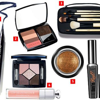 Summer Sun-Kissed Cosmetic Colour Trend 2012
