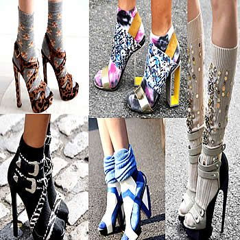 Surprisingly Easy Ways To Wear Socks With Shoes