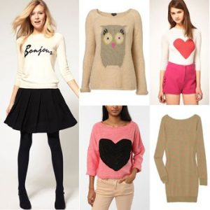 Sweaters That Are Actually Cute