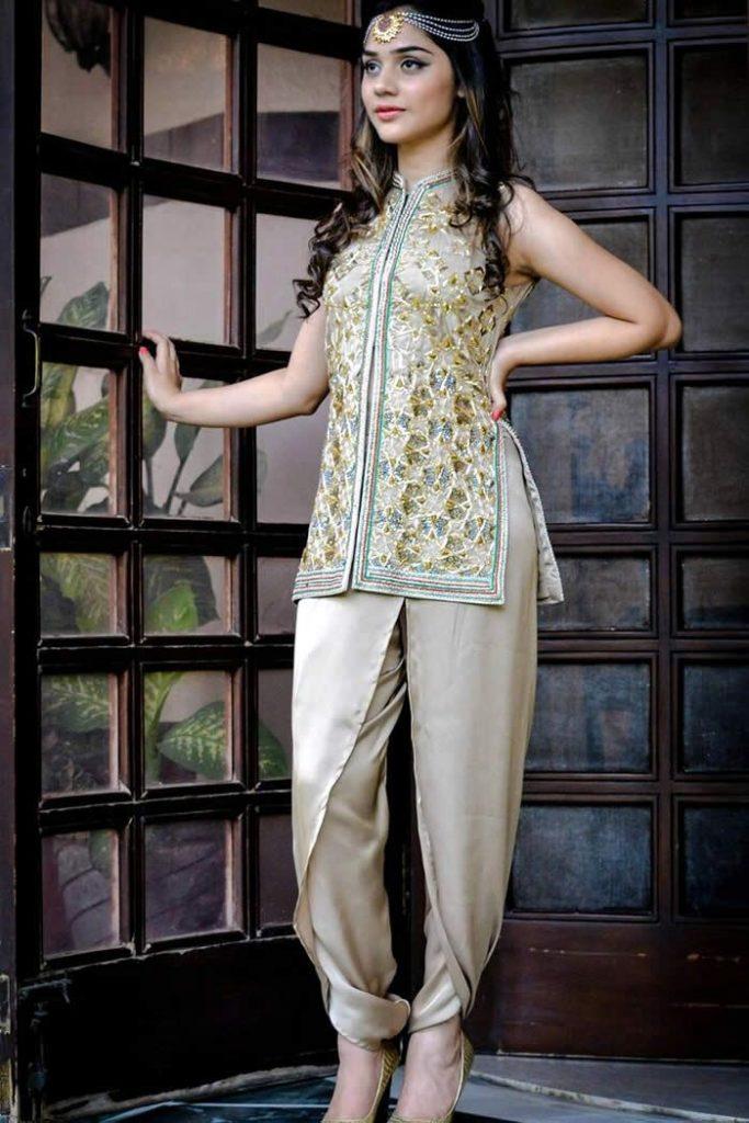 Tulip Pants Trends, Tulip Salwar Styles