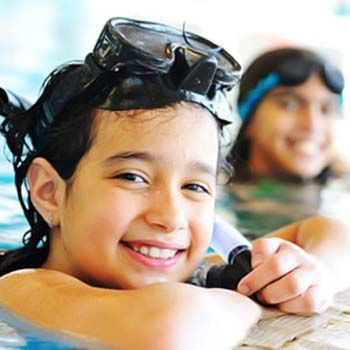 Vision Safety Tips for Swimming