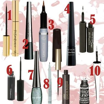 Which Eyeliners Work Best for Your Look?