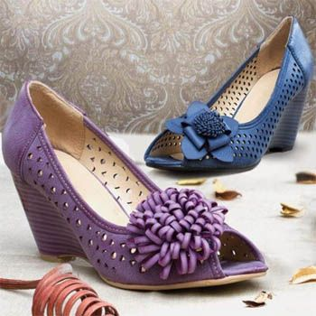 Winter Shoes Trend 2012