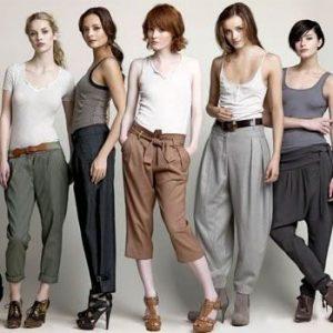Women Trouser Style