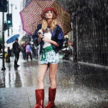 Your Footwear Guide For The Monsoon