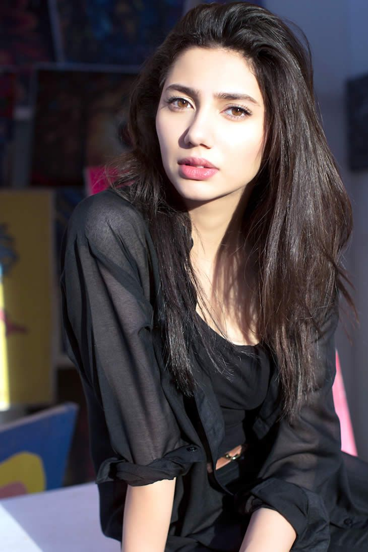 foto Mahira Khan