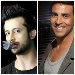 Atif Aslam To Sing For Akshay Kumar's 'It's Entertainment'