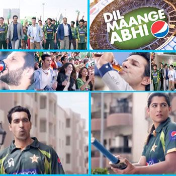 JJ won the battle against removing Dil Dil Pakistan from Pepsi ad