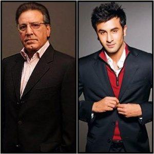 Javed Sheikh to Play Ranbir's Father