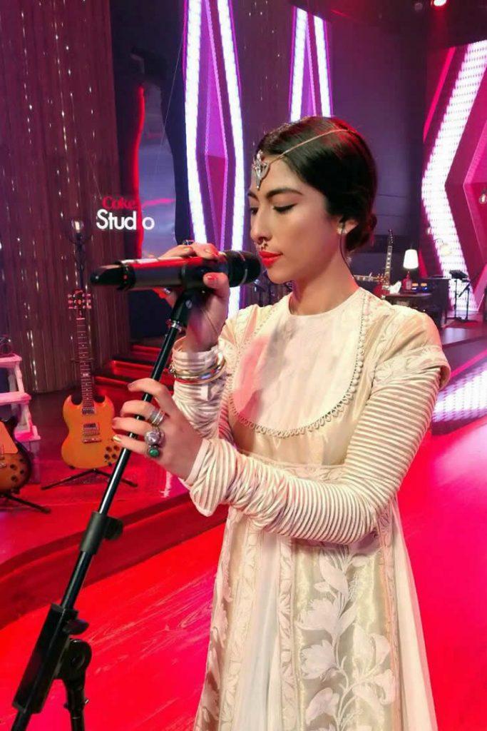 Meesha Shafi Coke Studio Season 9