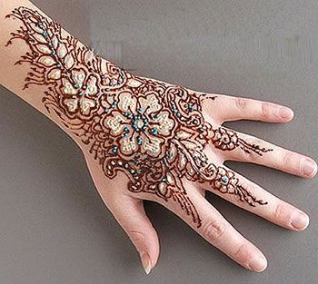 Pakistani Bridal Mehndi Designs and Henna Tattoos in Pakistan