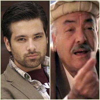 Mikaal Zulfiqar and Rasheed Naz in Bollywood
