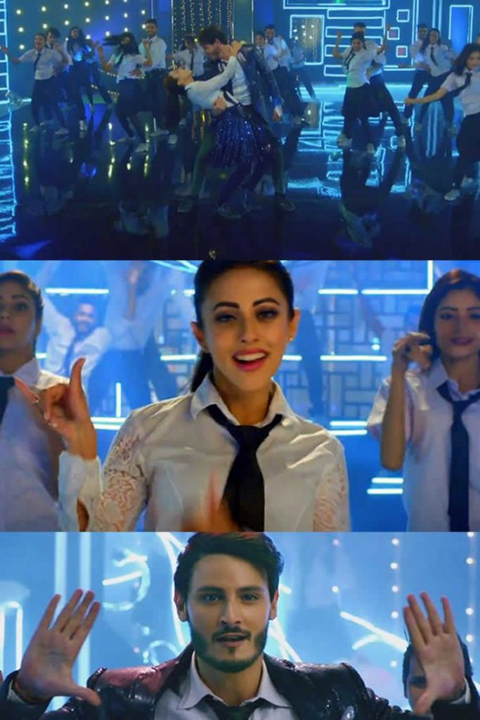 Osman, Ainy Party The Night Away in Catchy Balu Mahi Title Track