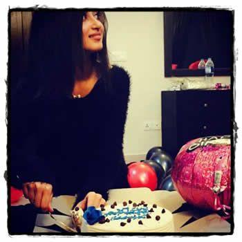 Sajal Ali Birthday Bash
