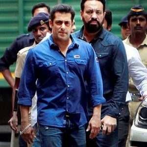 Salman Khan criminally intimidated Ravindra Dwivedi
