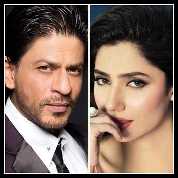 Mahira Khan to Star Opposite Shah Rukh Khan