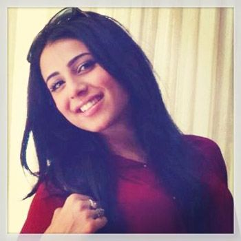 Ushna Shah is being Threatened by whom?