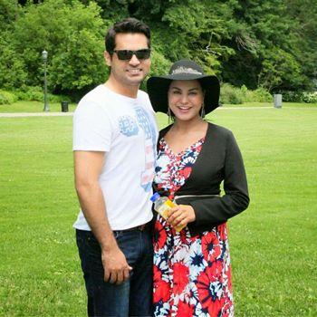 Veena Malik Expecting Her First Baby