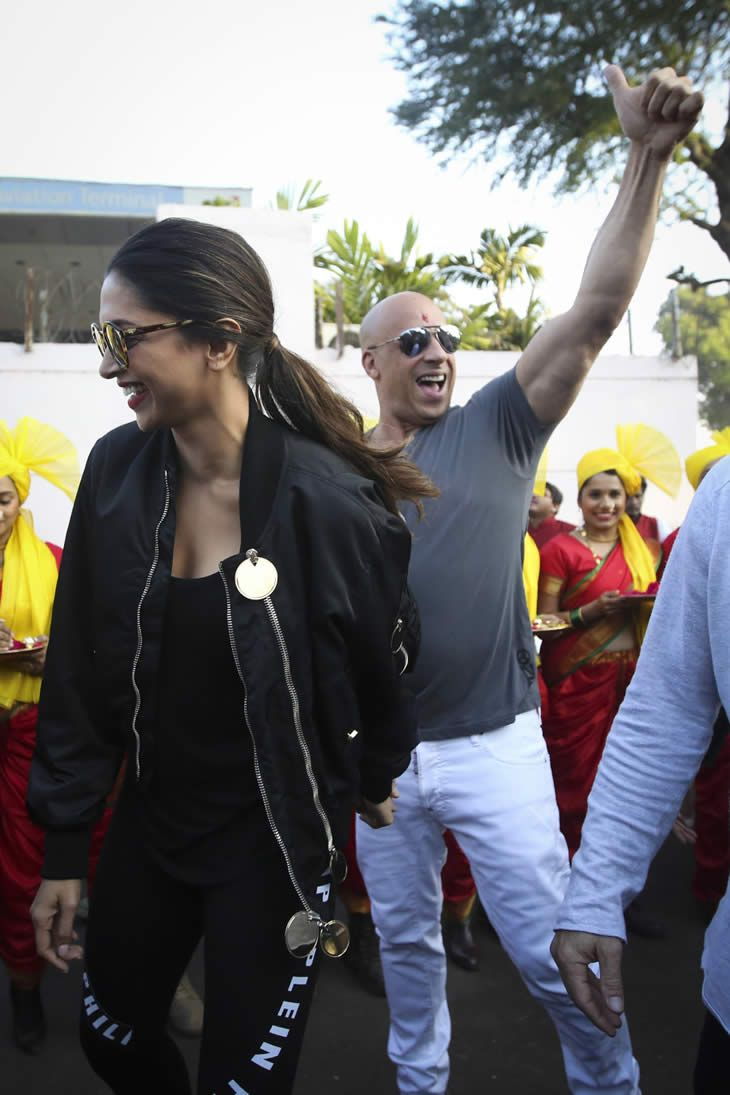 Vin Diesel Lands in India and Twitterati's cracking up with Jokes