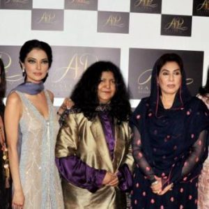 Abida Parveen Launches AP Gallery