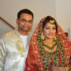 Actress Bindiya's 3rd Wedding