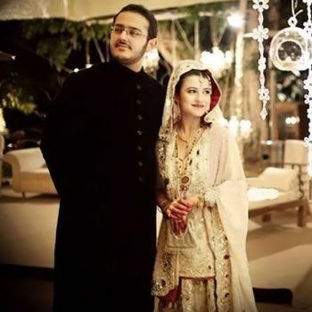 Adnan Sami's son rang the bell of his wedding