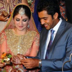 Aisam and Faha Engaged!