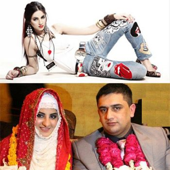 Annie Khalid Is Not Involved In Ex Husbands Separation