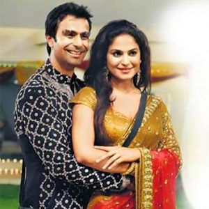 Ashmit Patel and Veena Malik to tour together