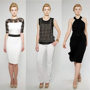 The Beauty of Black & White Trend 2013