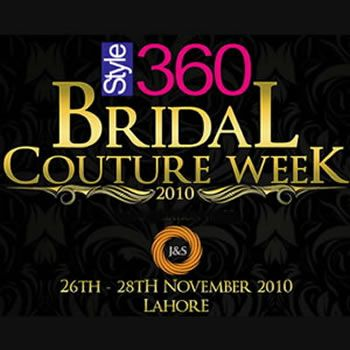 Style 360, J&S and HUM network join hands for Bridal Couture Week