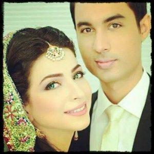 Dua Malik and Sohail Haider - Post Wedding Moments