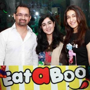Faisal Qureshi Launches Eataboo Children Resturant