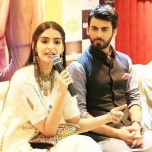 Sonam Kapoor is not coming to Pakistan to promote her Film with Fawad Khan