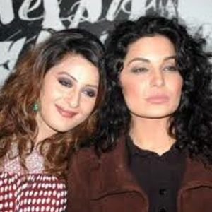 Filmstars Laila & Meera To Contest Elections From Lahore