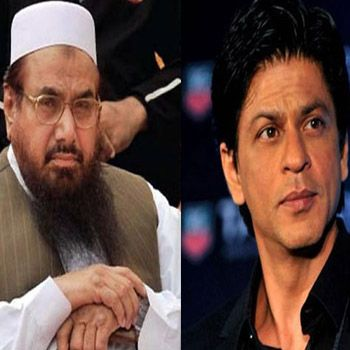 Hafiz Saeed Invites SRK To Pakistan