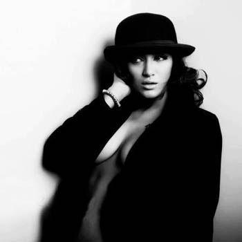 Hot VJ Mathira Strips Off Her Undies In Photoshoot