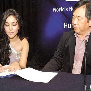 Humaima Malick Signs For Samsung Galaxy Series Brand Ambassador
