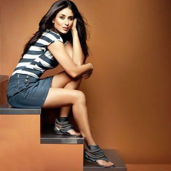 Kareena Kapoor Aiming for Size Zero One More Time
