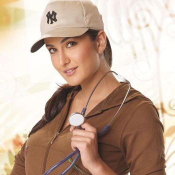 Katrina as Pakistani Doctor in Phantom