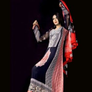 Ride the Natural Color Patterns - Meet the Latest Summer Lawn Collection 2011