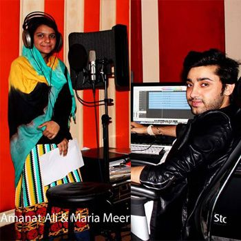 Maria Meer Rejected By Pakistan Judges, Got A Chance To Sing With